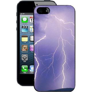 Instyler Digital Printed Back Cover For Apple I Phone 5S IP5SDS-10269