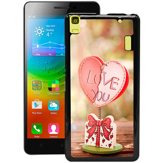 Instyler Digital Printed Back Cover For Lenovo K3 Note LENK3NDS-10281