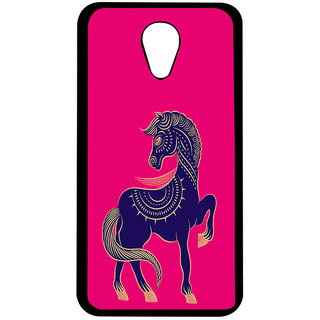 Instyler Digital Printed Back Cover For Meizu M1 Note MEIZUM1NDS-10166