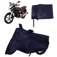 Autoplus Navy Blue Bike Cover Hero CBZ Xtreme