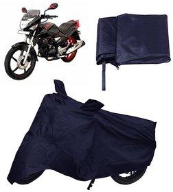 Autoplus Navy Blue Bike Cover Hero CBZ Xtreme