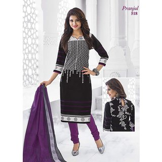 Shree Ganesh Salwar Material 100 cotton