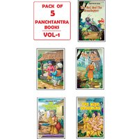 Pack of 5 Panchtantra Books - 1