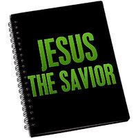 ShopMantra Jesus The Saviour Notebook