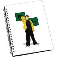 ShopMantra Breaking bad Jesse Artwork Notebook