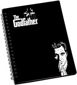 ShopMantra The Godfather Notebook