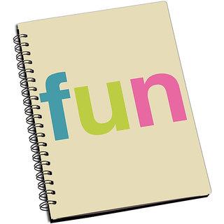 ShopMantra FUN Notebook