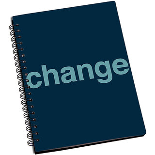 ShopMantra CHANGE Notebook