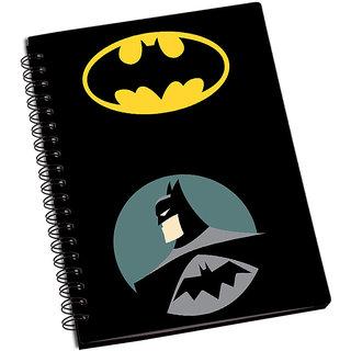 ShopMantra Batman Minimal Art Notebook