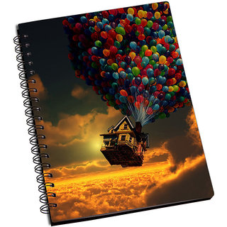shopmantra up movie scene notebook buy shopmantra up