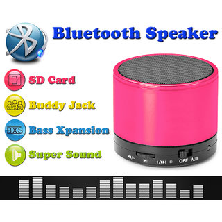 Portable Wireless Mini Bluetooth Speaker With Mic, Aux &TF Card Input , 45W - 2491584