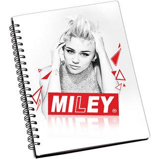 ShopMantra Miley Notebook