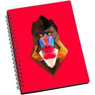 ShopMantra Rafiki Lion King Notebook