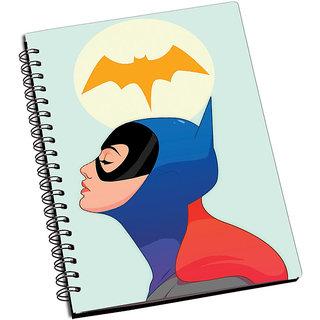 ShopMantra batgirl Notebook