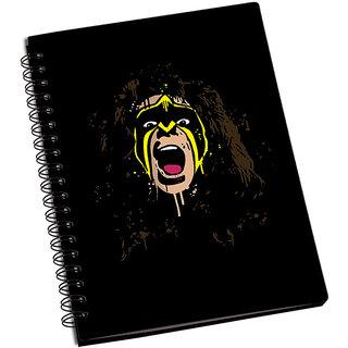 ShopMantra Ultimate Warrior Screaming Notebook