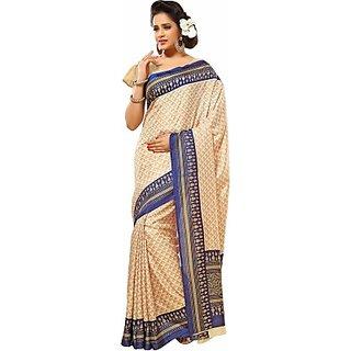 Sunaina Printed Fashion Art Silk Sari SAREC8QGPTY4CZGZ