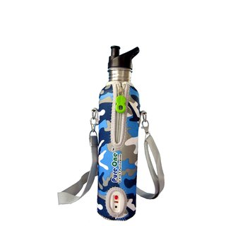 Pureone Perosnal Portable U.V Water Purifier (UV+MF) -Camoflage