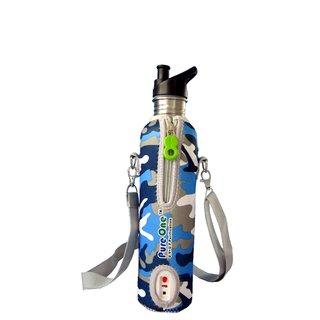 Pureone Personal Portable U.V Water Purifier (UV+MF) - Camoflage