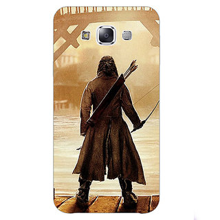 Jugaaduu LOTR Hobbit  Back Cover Case For Samsung Galaxy J7 - J1160374