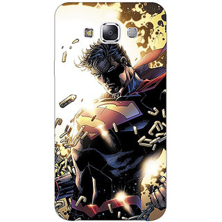 Jugaaduu Superheroes Superman Back Cover Case For Samsung Galaxy J5 - J1150039
