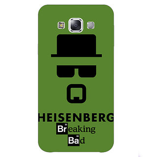 Jugaaduu Breaking Bad Heisenberg Back Cover Case For Samsung Galaxy J7 - J1160414