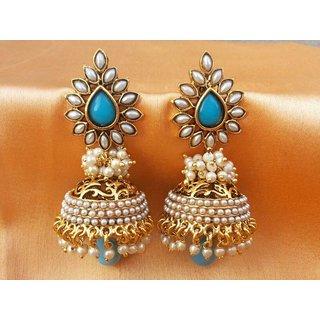 Ethnic Indian Artificial Earrings (Aashiqui 2 Style)