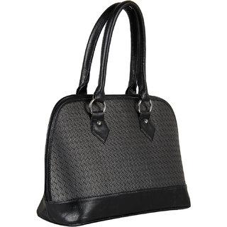 Ivy Womens  Grey Stylish Handbag 101709