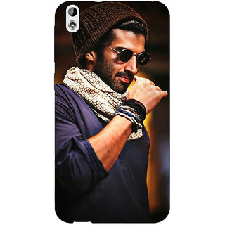 Jugaaduu Bollywood Superstar Aditya Roy Kapoor Back Cover Case For HTC Desire 816 Dual Sim - J1060912