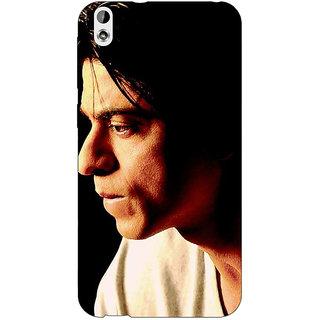 Jugaaduu Bollywood Superstar Shahrukh Khan Back Cover Case For HTC Desire 816 Dual Sim - J1060917