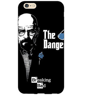 Jugaaduu Breaking Bad Heisenberg Back Cover Case For Apple iPhone 6S - J1080406