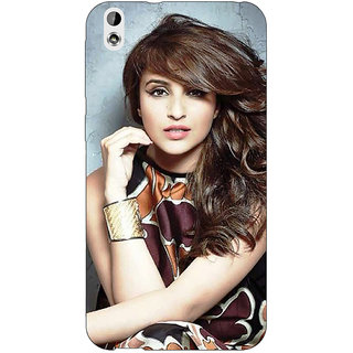Jugaaduu Bollywood Superstar Parineeti Chopra Back Cover Case For HTC Desire 816 Dual Sim - J1060999
