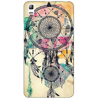 Jugaaduu Dream Catcher Back Cover Case For Lenovo K3 Note - J1120087