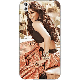 Jugaaduu Bollywood Superstar Chitrangada Singh Back Cover Case For HTC Desire 816 Dual Sim - J1061035