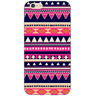 Jugaaduu Aztec Girly Tribal Back Cover Case For Apple iPhone 6S Plus - J1090053