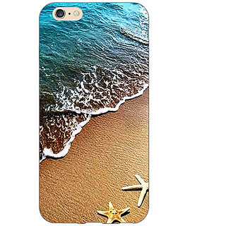 Jugaaduu Summer Beach Back Cover Case For Apple iPhone 6S Plus - J1091139