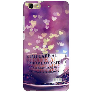 Jugaaduu Coffee Back Cover Case For Huawei Honor 4C - J851295