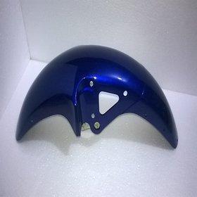 original rxz 5speed blue  front mudguard