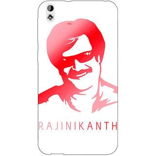 Jugaaduu Rajni Rajanikant Back Cover Case For HTC Desire 816 Dual Sim - J1061493