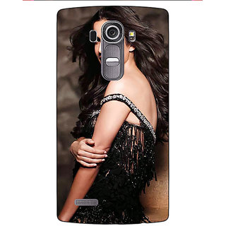 Jugaaduu Bollywood Superstar Katrina Kaif Back Cover Case For LG G4 - J1101048