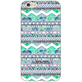 Jugaaduu Aztec Girly Tribal Back Cover Case For Apple iPhone 6S Plus - J1090100