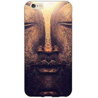 Jugaaduu Gautam Buddha Back Cover Case For Apple iPhone 6S - J1081273