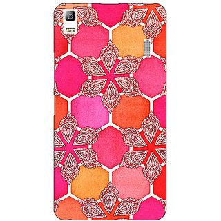 Jugaaduu Hot Winter Pattern Back Cover Case For Lenovo K3 Note - J1120238