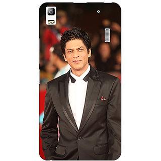 Jugaaduu Bollywood Superstar Shahrukh Khan Back Cover Case For Lenovo K3 Note - J1120960