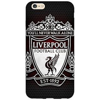 Jugaaduu Liverpool Back Cover Case For Apple iPhone 6S Plus - J1090543