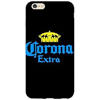 Jugaaduu Corona Beer Back Cover Case For Apple iPhone 6S Plus - J1091241