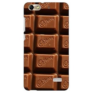 Jugaaduu Dairymilk Love Back Cover Case For Huawei Honor 4C - J850700