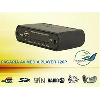 Pagaria Multimedia Player Full HD  Supported BLUETOOTH