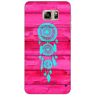 Jugaaduu Love Dream Catcher Back Cover Case For Samsung Galaxy Note 5 - J910601