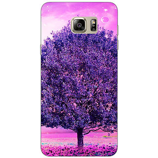 Jugaaduu Whishing Tree Back Cover Case For Samsung S6 Edge+ - J900718