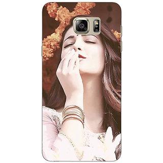 Jugaaduu Bollywood Superstar Shruti Hassan Back Cover Case For Samsung Galaxy Note 5 - J910975